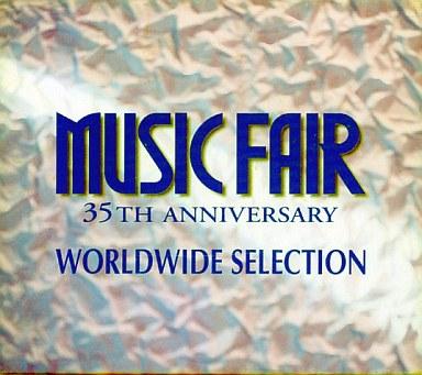 【中古】洋楽CD オムニバス / ミュージックフェア 35thアニヴァーサリー ワールドワイド・セレクション
