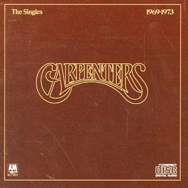 【中古】洋楽CD カーペンターズ / シングルズ1969-1973