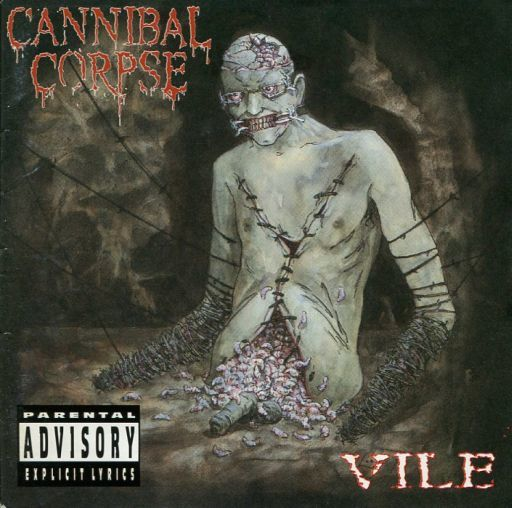 Cannibal · Corpse / 顰蹙 (out of print)