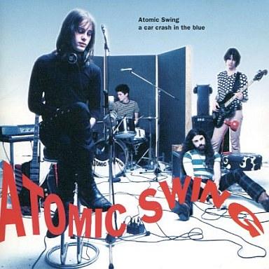 【中古】洋楽CD アトミック・スウィング/カー・クラッシュ・イン・ザ・ブルー