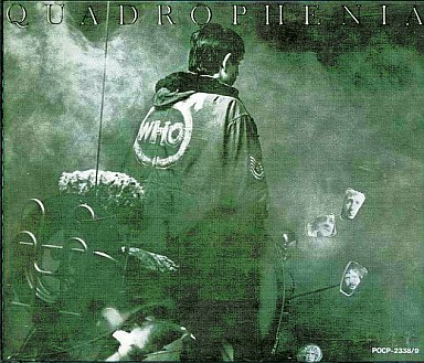 The Who / Quadruple Personality (Original Version) (Out of print)