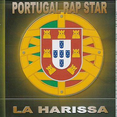 【中古】洋楽CD LA HARISSA / ポルトガル・ラップ・スター
