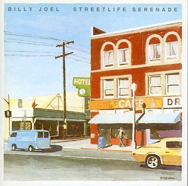 【中古】洋楽CD ビリー・ジョエル/ストリートライフ・セレナーデ