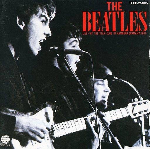 ビートルズ / レア・ライヴ'62(完全版)