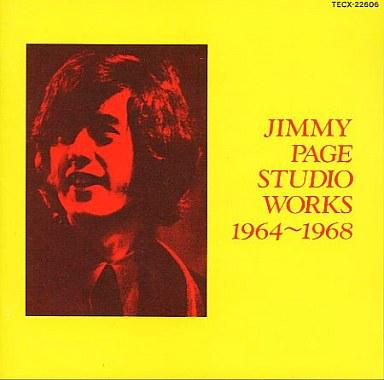 【中古】洋楽CD ジミー・ペイジ / スタジオ・ワークス1964?1968(廃盤)