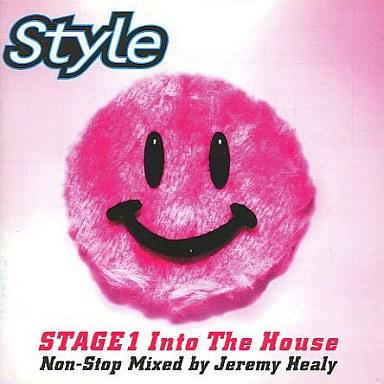 【中古】洋楽CD オムニバス / スタイル・ステージ1・イントゥ・ザ・ハウス?ノンストップ・ミックスド・バイ・ジェレミー・ヒーリー(廃盤)