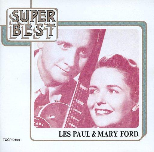 【中古】洋楽CD レス・ポール,メリー・フォード / レス・ポール&メリー・フォード/スーパー・ベスト・シリーズ(廃盤)