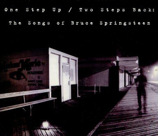 【中古】洋楽CD オムニバス / ワン・ステップ・アップ   ,ツー・ステップス・バック?ソングス・オブ・ブルース・スプリングスティーン(廃盤)