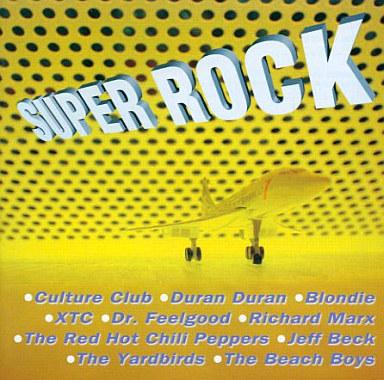 【中古】洋楽CD オムニバス / SUPER ROCK(廃盤)