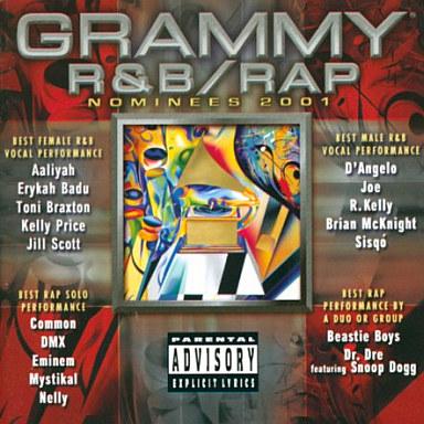 【中古】洋楽CD 01グラミー・ノミニーズ?R&B RAP