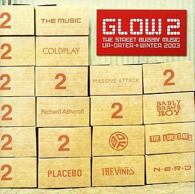 【中古】洋楽CD GLOW2?THE STREET BUZZIN' MUSIC UP-DATER→WINTER 2003
