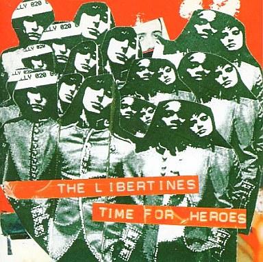【中古】洋楽CD ザ・リバティーンズ / TIME FOR HEROES?JAPAN ONLYミニ・アルバム