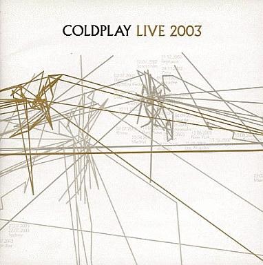 【中古】洋楽CD コールドプレイ / ライヴ 2003