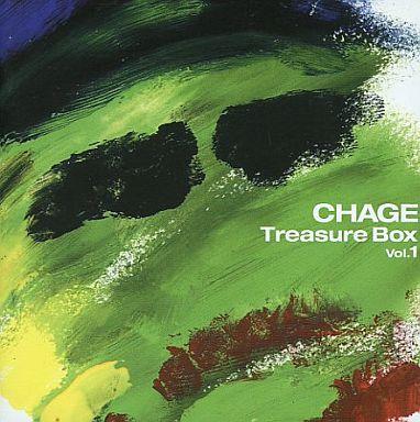 【中古】洋楽CD オムニバス / CHAGE Treasure Box Vol.1(廃盤)