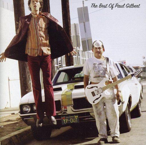 【中古】洋楽CD ポール・ギルバート/ポール・ザ・ヤング・デュード?ベスト・オブ・ポール・ギルバート+ギルバート・ホテル