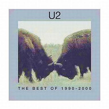 U2 / ザ・ベスト・オブ U2 1990-2000[DVD付限定盤]