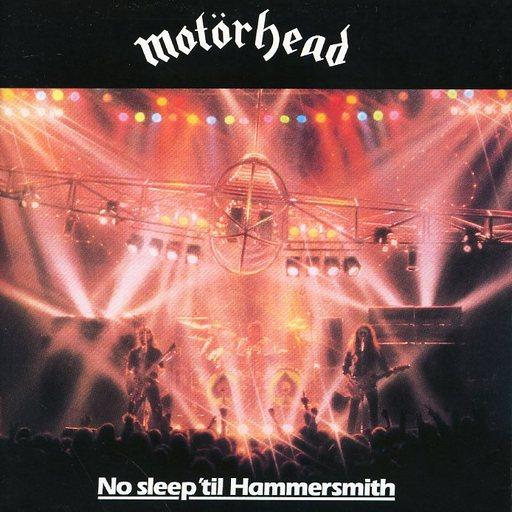 【中古】洋楽CD モーターヘッド / ノー・スリープ・ティル・ハマースミス