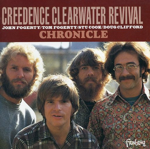 C.C.R. (CCR Creedence Clearwater Revival) ~ NEW BEST ONE