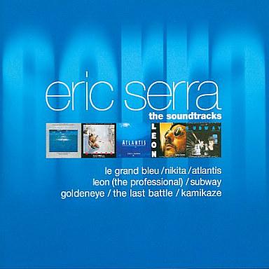 【中古】洋楽CD エリック・セラ / ベスト・オブ・エリック・セラ?ザ・サウンド・トラックス(廃盤)