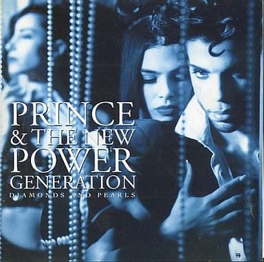【中古】洋楽CD プリンス&ザ・ニュー・パワー・ジェネレーション / ダイアモンズ・アンド・パールズ(廃盤)