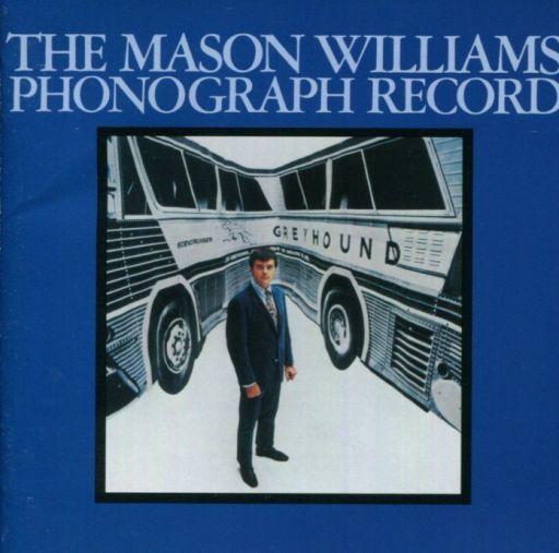 【中古】洋楽CD メイソン・ウィリアムズ/フォノグラフ・レコード