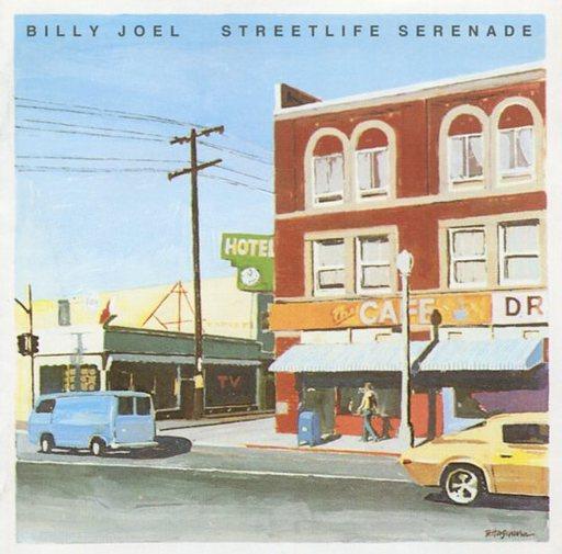 【中古】洋楽CD ビリー・ジョエル / ストリートライフ・セレナーデ