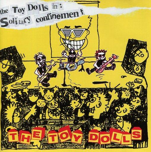 【中古】洋楽CD THE TOY DOLLS/the Toy Dolls
