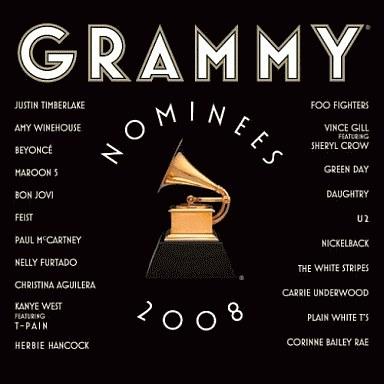 【中古】洋楽CD オムニバス/グラミー・ノミニーズ2008