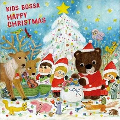 【中古】洋楽CD キッズ・ボッサ・ホワイト・クリスマス