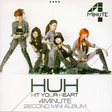 【中古】洋楽CD 4MINUTE/2ECOND MINI ALBUM[韓国盤]