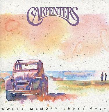【中古】洋楽CD カーペンターズ / SWEET MEMORY those days