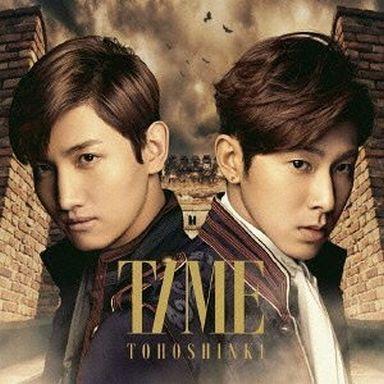 【中古】洋楽CD 東方神起 / TIME[DVD付初回限定盤A]