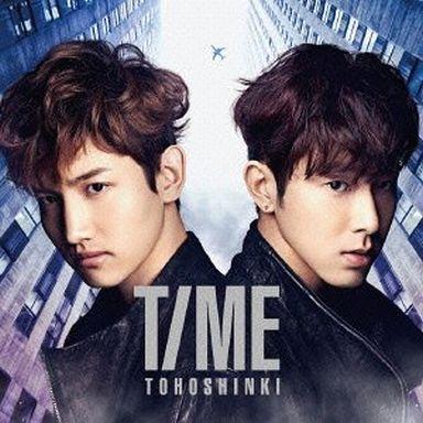 【中古】洋楽CD 東方神起 / TIME[DVD付B]