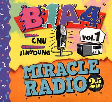 【中古】洋楽CD B1A4 / Miracle Radio-2.5kHz-vol.1