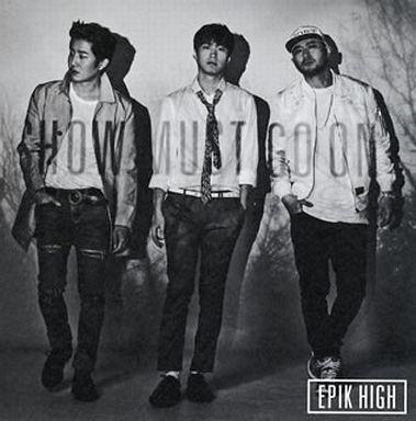 EPIK HIGH / THE BEST OF EPIK HIGH ~SHOW MUST GO ON~[DVD付]