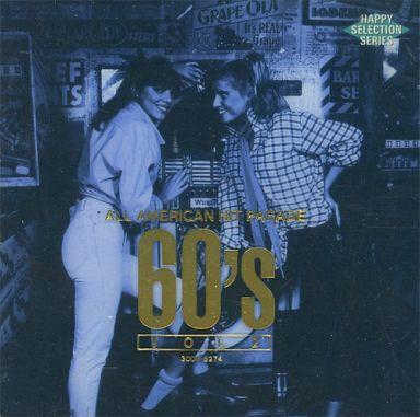 【中古】洋楽CD オムニバス / オール・アメリカン・ヒット・パレード 60'S後期