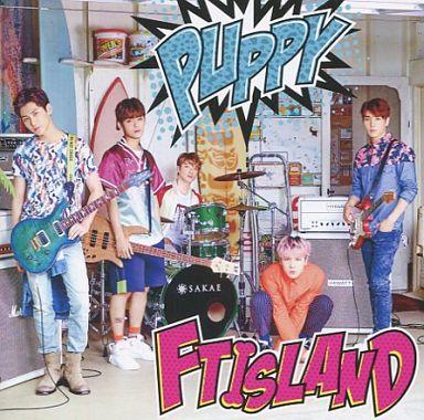 【中古】洋楽CD FTISLAND / PUPPY[DVD付初回限定盤A]