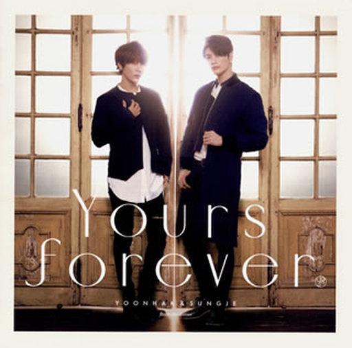 【中古】洋楽CD ユナク&ソンジェ from 超新星 / Yours forever[DVD付A]
