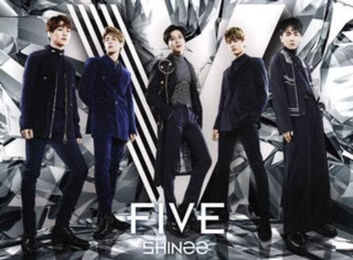 SHINee / FIVE [Blu-ray 付 初 回 限定 盤 A]