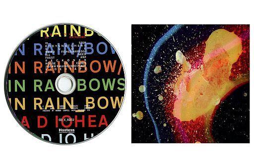 【中古】洋楽CD レディオヘッド / イン・レインボウズ(状態:全特典・紙ジャケット欠品)