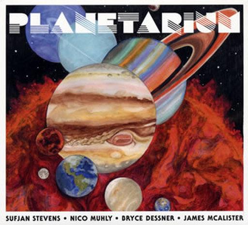 【中古】洋楽CD スフィアン・スティーヴンス、ブライス・デスナー、ニコ・ミューリー、ジェームス・マカリスター / Planetarium