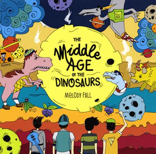 【中古】洋楽CD メロディー・フォール / The middle age of the Dinosaurs