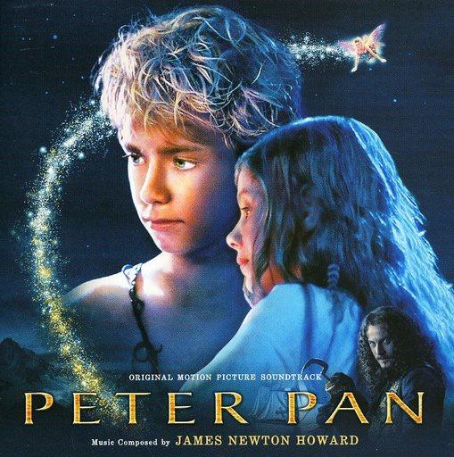 "Original · Soundtrack ""Peter Pan"" / James · RODNEY NEWTON · Howard"