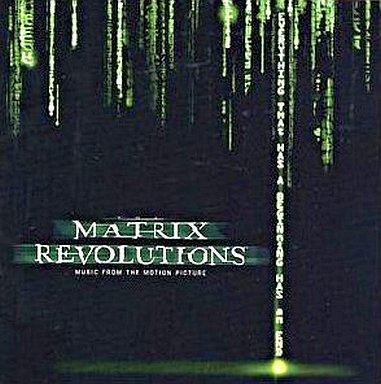 【中古】映画音楽(洋画) 「マトリックス レボリューションズ」オリジナル・サウンドトラック