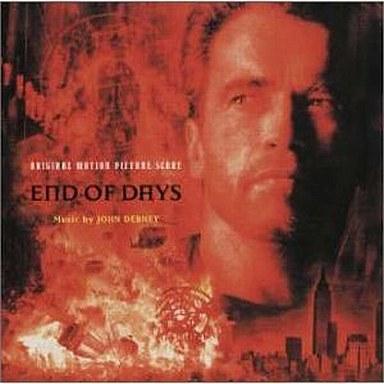 【中古】映画音楽(洋画) 「エンド・オブ・デイズ」オリジナル・サウンドトラック・スコア/ジョン・デブニー