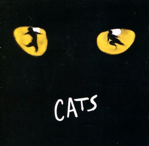 【中古】ミュージカルCD 「キャッツ」オリジナル・ロンドン・キャスト/アンドリュー・ロイド=ウェッバー