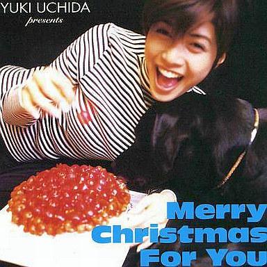 【中古】その他CD 内田有紀 / Merry Christmas For You(限定盤)