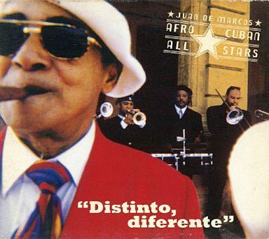 【中古】その他CD アフロ・キューバン・オールスターズ/ディスティント ディフェレンテ