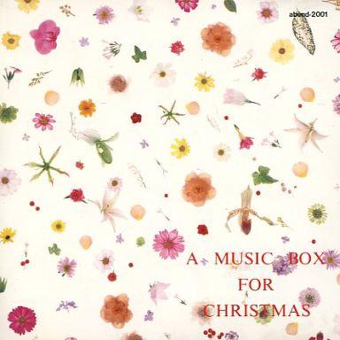 【中古】BGM CD A MUSIC BOX FOR CHRISTMAS オルゴール仕掛けのクリスマス