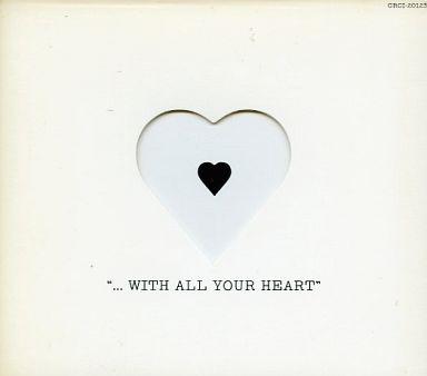 【中古】BGM CD WITH ALL YOUR HEART ギフト・ミュージック <インストルメンタル編>